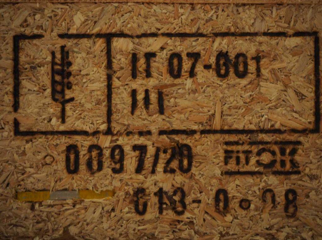 controllo qualità produzione pallet in legno maica 2